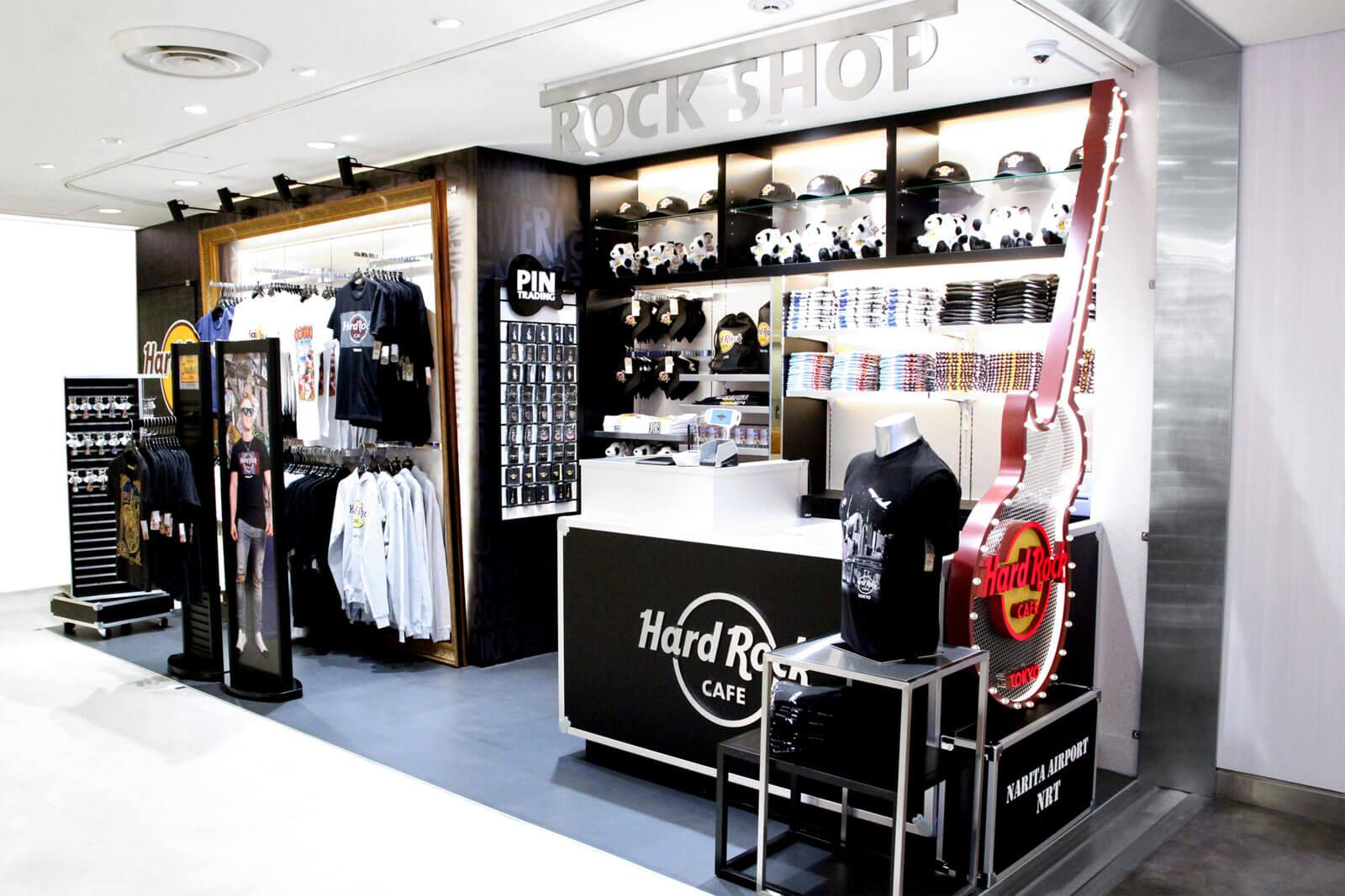 Garden Centre: Hard Rock Cafe Japan – ハードロックカフェ・ジャパン