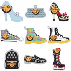 Shoes and Bags Pin Series