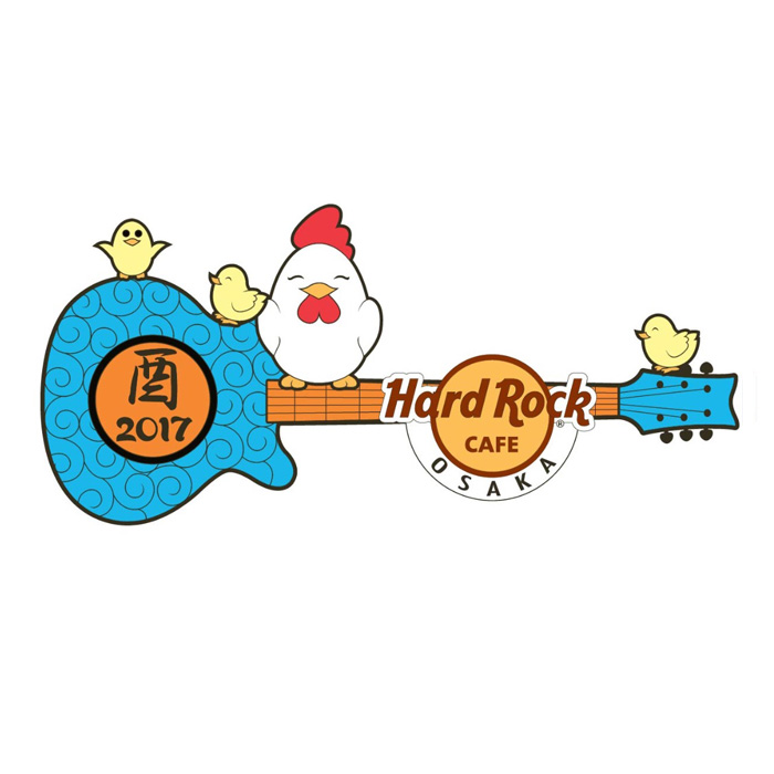 Garden Centre: Hard Rock Cafe Japan – ハードロックカフェ