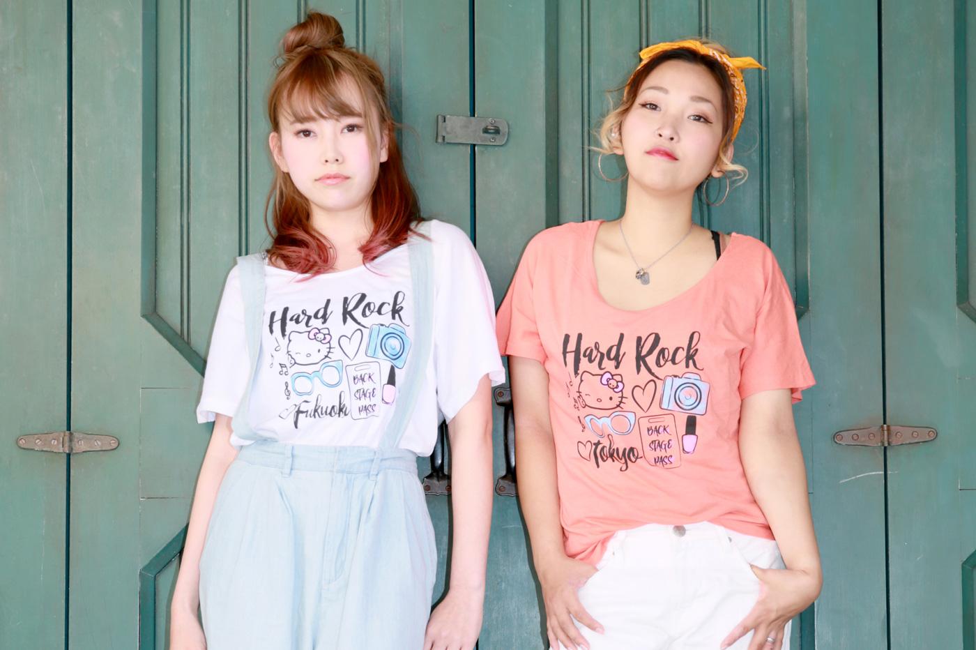 Hard Rock Cafe Hello Kitty 2017